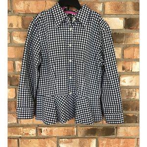 Lauren Ralph Lauren Petite Shirt